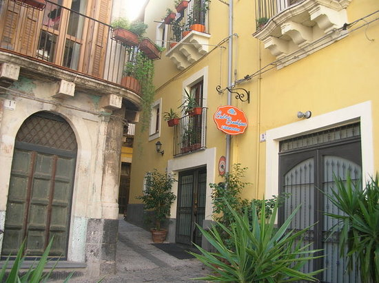 Bed & Breakfast Catania Globetrotter