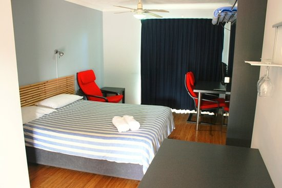 Active Stays Motel: Double room