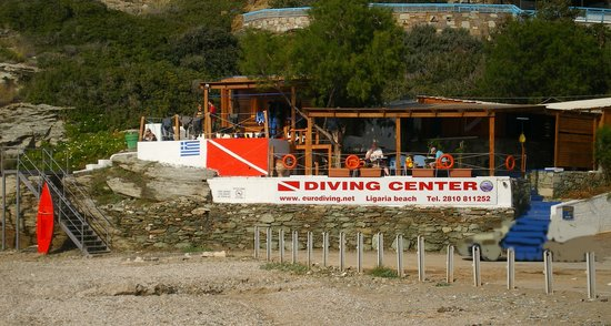European Diving Institute - Centre de plongee en Crete