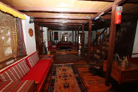 Samthar Farm House Living Room