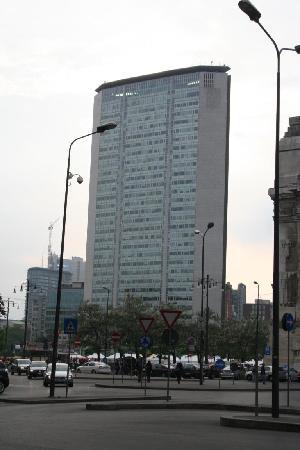 Grattacielo Pirelli : Einfach nur ein Betonklotz...