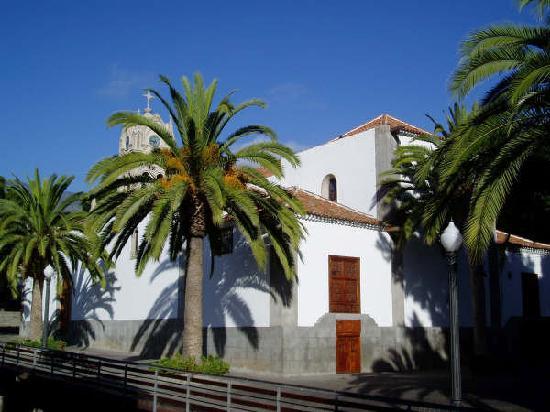 Guia de Isora, Spain: Iglesia de la Virgen de la Luz, Guía de Isora
