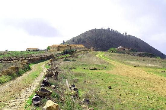 Guia de Isora, Spain: Paisaje de Guía de Isora