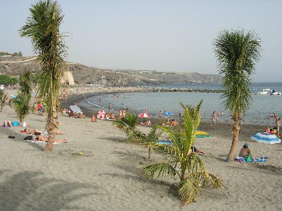 Guia de Isora, Spain: Playa San Juan, Guía de Isora