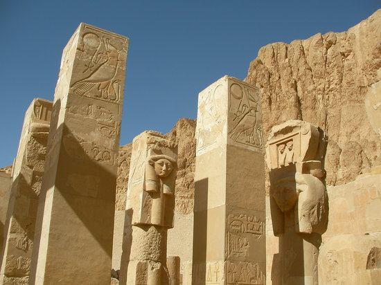 Sharm Vacations Excursion - Day Tours: Luxor