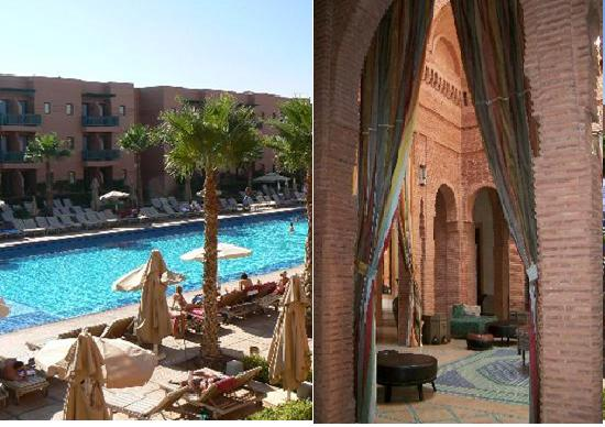merguez et autres picture of hotel les jardins de l 39 agdal marrakech tripadvisor. Black Bedroom Furniture Sets. Home Design Ideas
