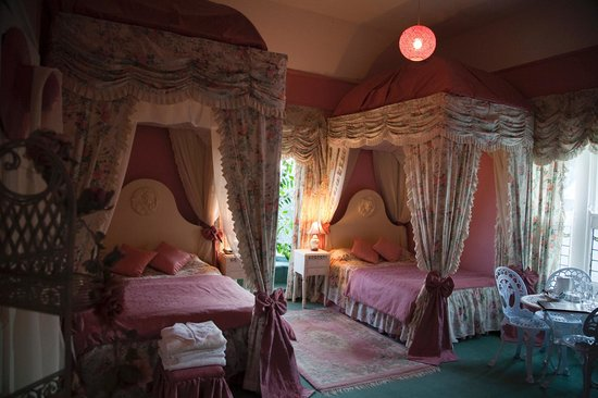 Maranatha Country House: Rose Room
