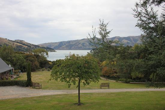 Akaroa Cottages - Heritage Collection: View from room