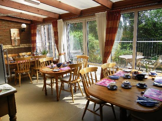 The Breakfast Room - South Norfolk Guest House