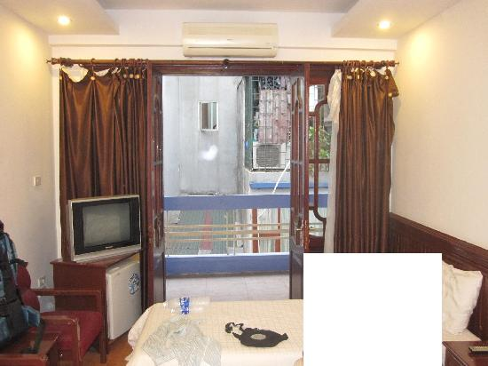 Hanoi Stay Hotel : Room with View