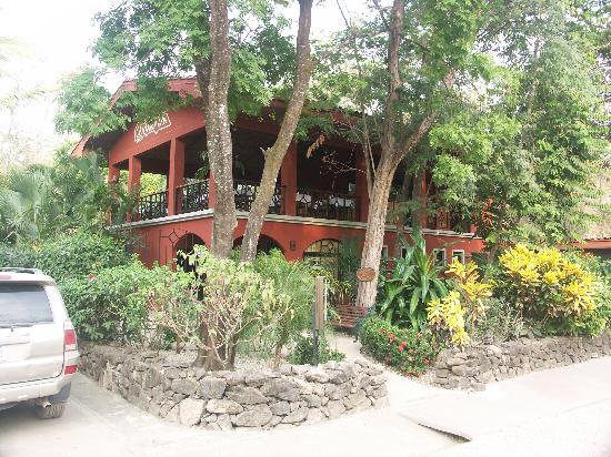 Hotel Cantarana: Das Restaurant