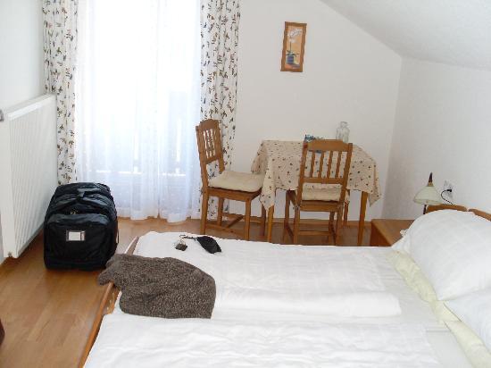Alpenblick: Doppelzimmer