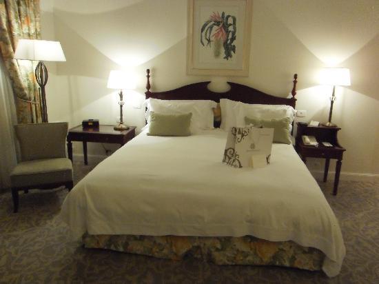 Belmond Copacabana Palace: Zimmeransicht