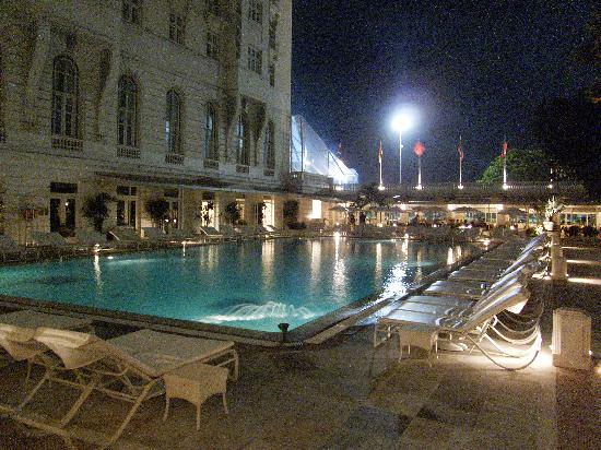 Belmond Copacabana Palace: Pool