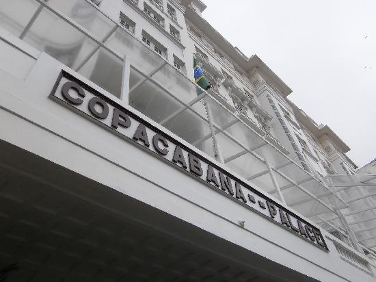 Belmond Copacabana Palace: Außenansicht