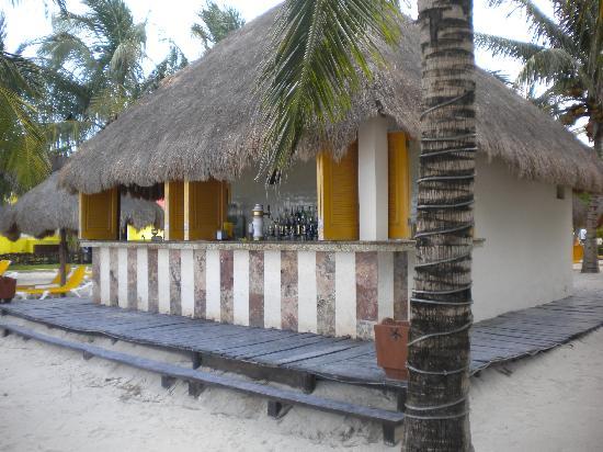 Iberostar Cozumel: Beach bar