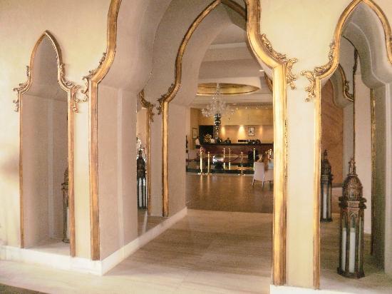 ClubHotel Riu Tikida Palmeraie : Hotel Lobby