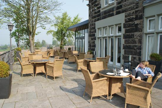 Ormskirk, UK: Fabulous terraces