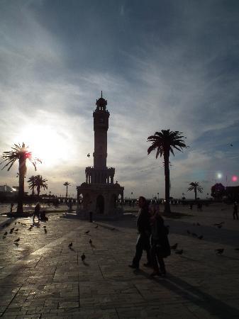 Saat Kulesi (Clock Tower): Saat Kulesi