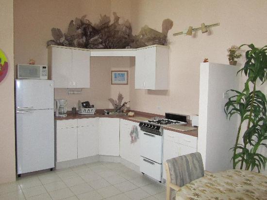 Ocean View Villas, Bonaire: Küche