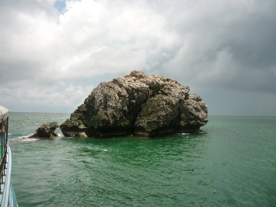Phangan International Diving School : Sail Rock