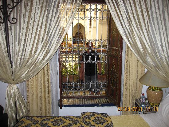 RIAD EL GHALIA : suite Laaziza