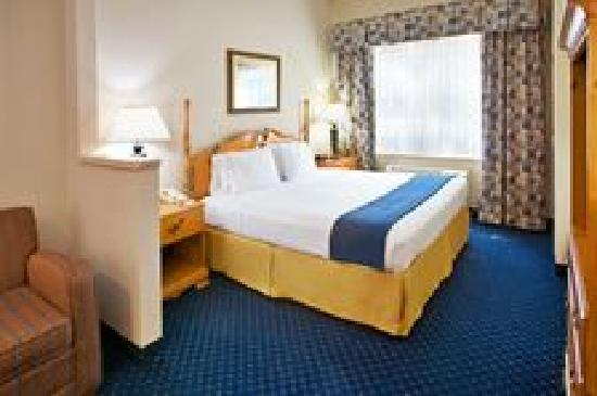 Holiday Inn Express & Suites Dallas-Addison: executive king