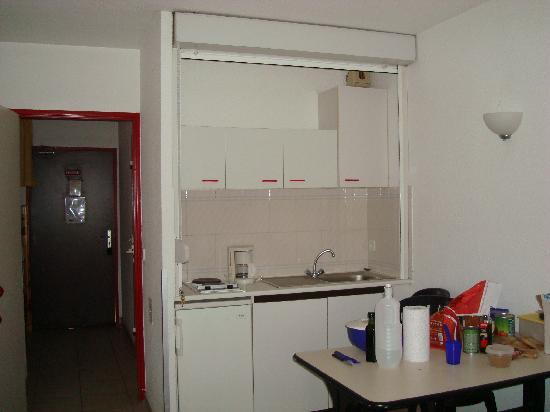 Anglet Biarritz Parme: Habitación