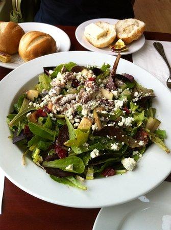 Hemisphere : salad