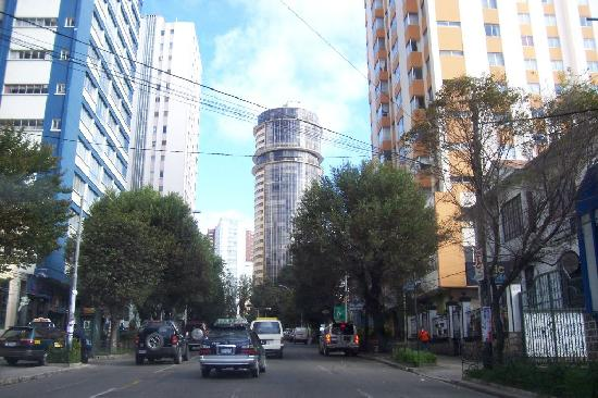 La Paz, Bolivia: Downtown