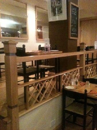 101 Talbot Street: salle de restauration ( style cafétéria )