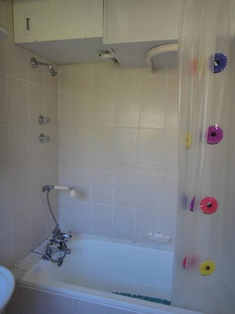 Mountain Manor Guesthouse: Bath/shower