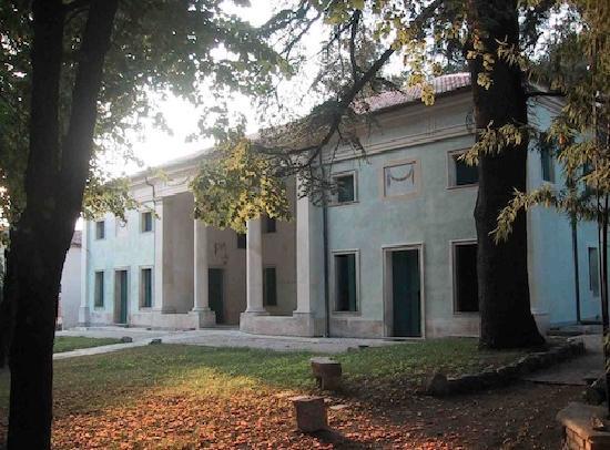 Este, Włochy: Villa veneta del XVIII secolo