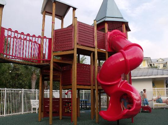 Marriott's Harbour Lake : playscape