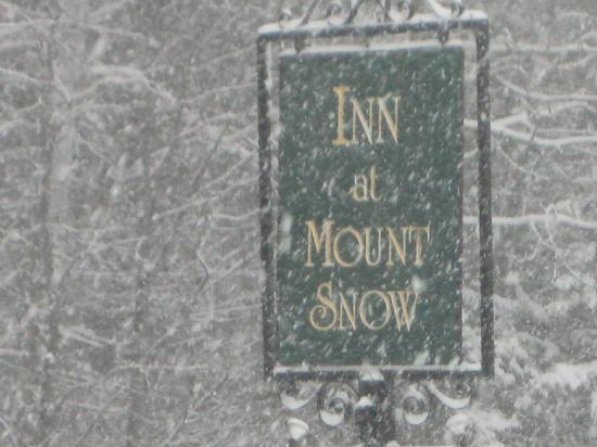 Inn at Mount Snow: A Snowy Day at the Inn