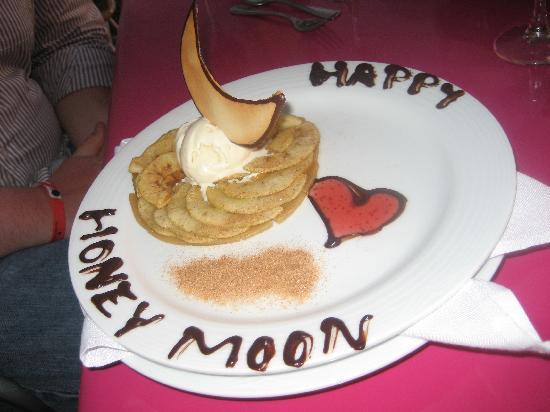 Dinner at Havana Moon