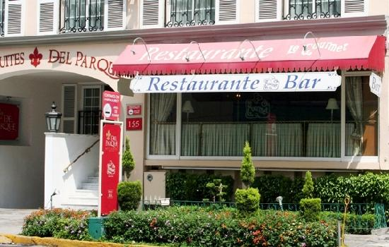 Hotel & Suites del Parque - TEMPORARILY CLOSED: Le Gourmet Restaurant
