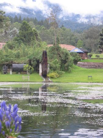 Manizales, Colombia: Recinto de el Pensamiento