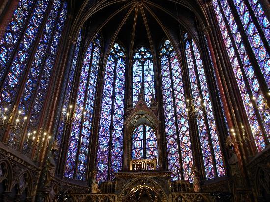 Sainte-Chapelle: サント・シャペル