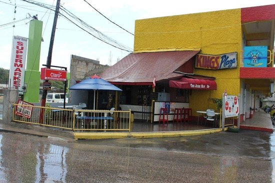 The Jerk Hut Bar and Grill