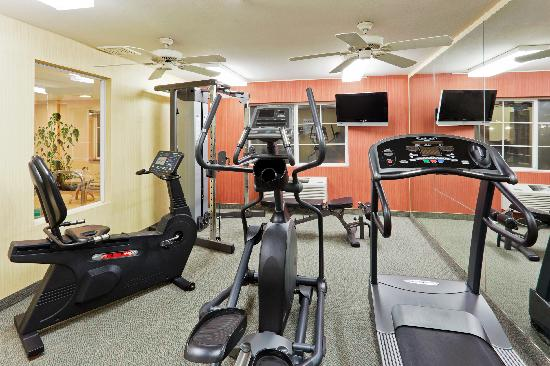 Holiday Inn Express Bishop: Fitness Center