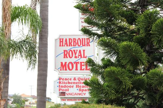 Harbour Royal Motel: The hotel