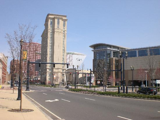The Hartford Convention Center and Science Center