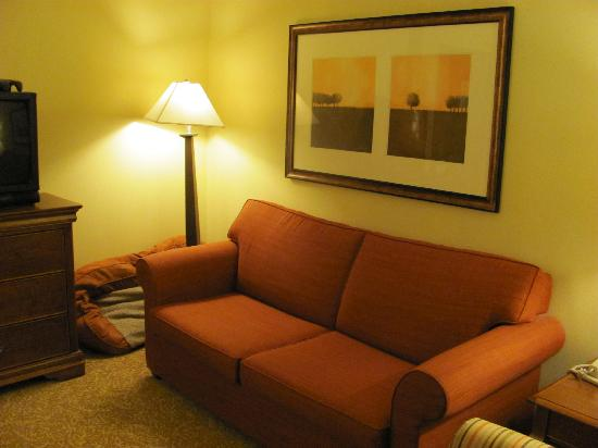 Country Inn Rapid City: Suite pic 2