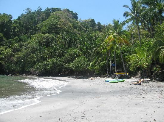 Tulemar Bungalows & Villas: The private beach alone was worth it