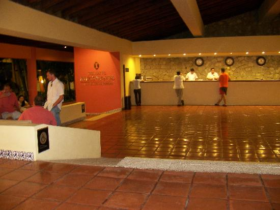 Holiday Inn Resort Ixtapa : Hall d'entrée spacieux