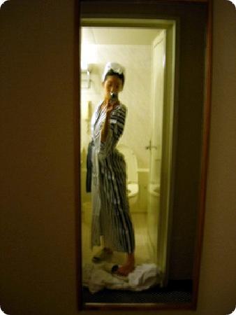 Keio Plaza Hotel Tokyo: 넓은 화장실