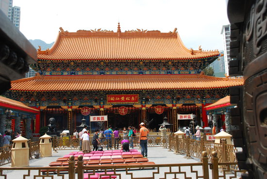 Wong Tai Sin Temple (Sik Sik Yuen Temple) : The Temple