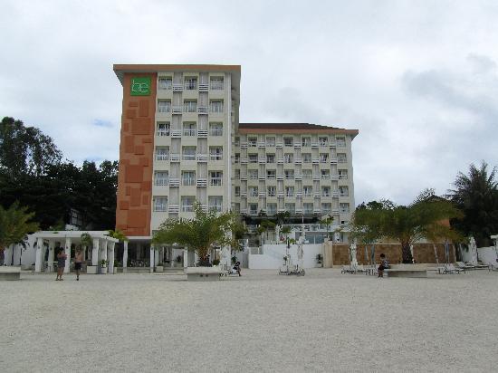 Be Resorts - Mactan: Taken from the beach