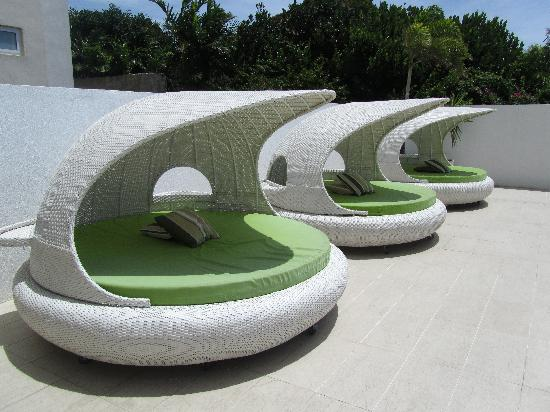 Be Resorts - Mactan: Lounge area